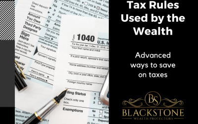 A Few Tax Rules Used By The Wealthy