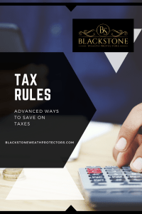 The rich play by different tax rules than we do. Not because the tax rules don't apply to them, but because they take the time to learn more.